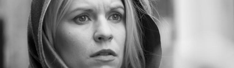 Claire Danes dans Homeland (Showtime)