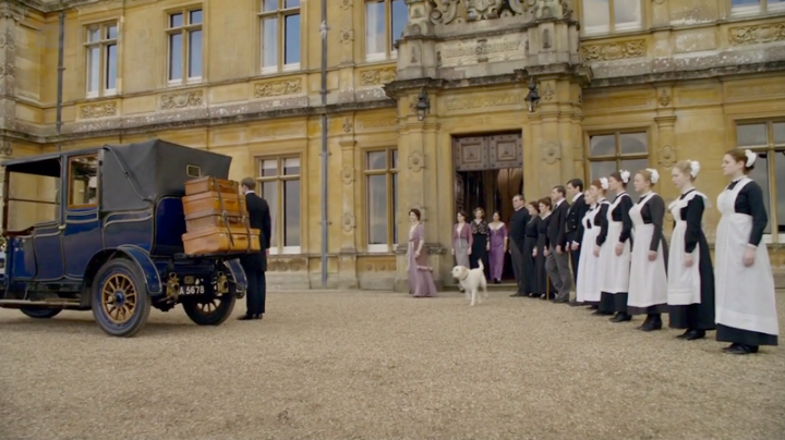 Downton Abbey - Episode 1