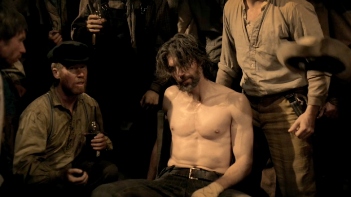Hell on Wheels s01e05 - Bread and circuses