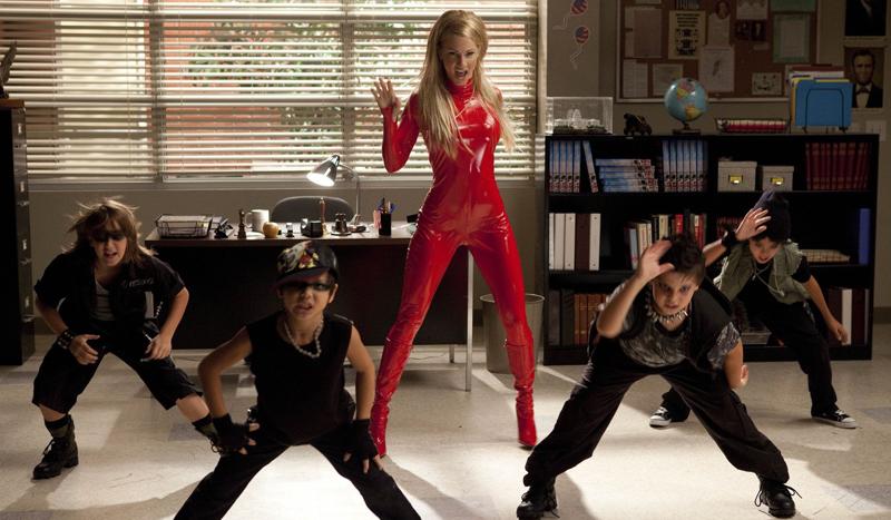 Glee s02e02 - Britney Brittany