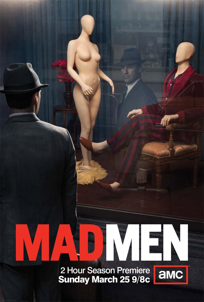 Mad Men s05 poster