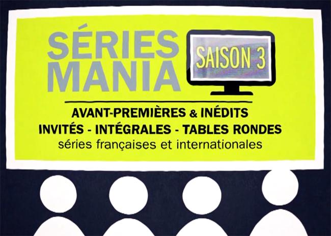 Séries Mania saison 3