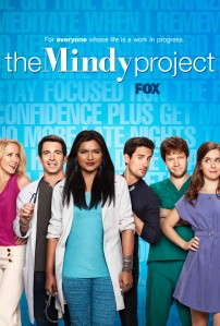 The Mindy Project (Fox) poster