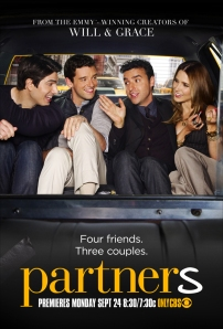 Partners (CBS) poster
