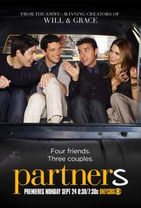 Partners (CBS) poster
