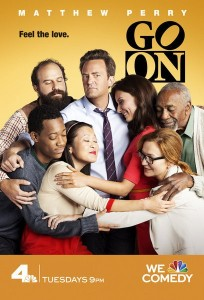 Go On (NBC) Poster
