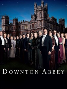 Downton Abbey (ITV) season 3 poster