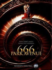 666 Park Avenue (ABC) season 1 poster
