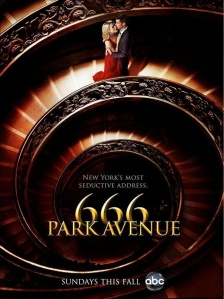 666 Park Avenue (ABC) season 1 poster