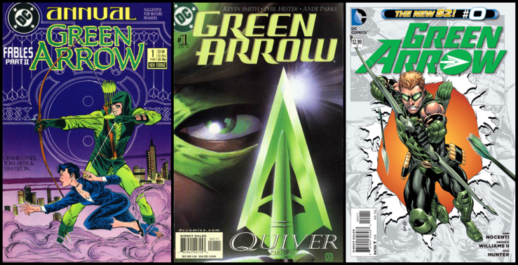 Green Arrow (DC Comics)