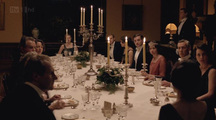Downton Abbey s01e01