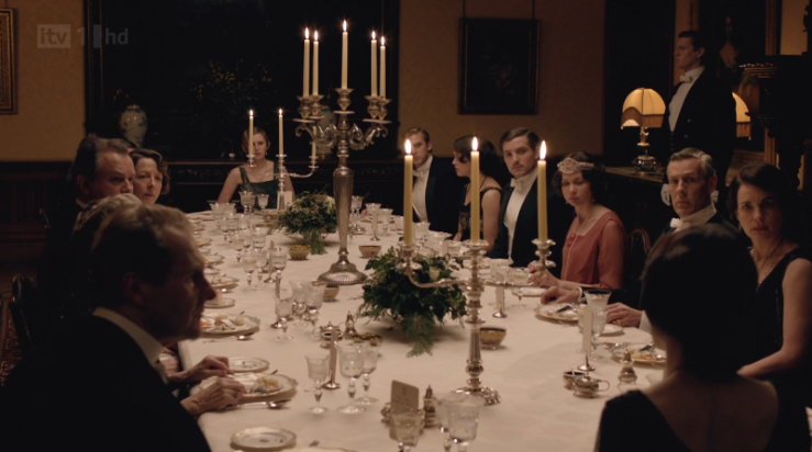 Downton Abbey s01e01
