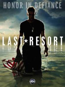 Last Resort (ABC) season 1 poster