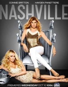 Nashville (ABC) season 1 poster