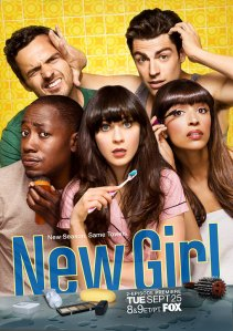 New Girl (Fox) season 2 poster