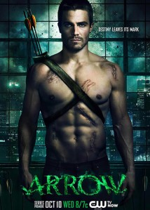 Arrow (CW) season 1 poster