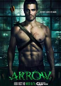 Arrow (CW) season 1 poster