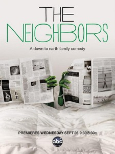 The Neighbors (ABC) season 1 poster