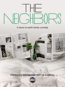The Neighbors (ABC) season 1 poster