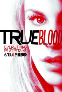 True Blood (HBO) season 5 poster