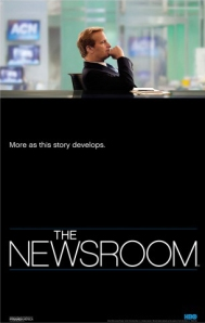 The Newsroom (HBO) season 1 poster