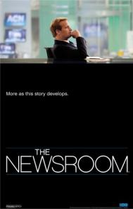 The Newsroom (HBO) season 1 poster