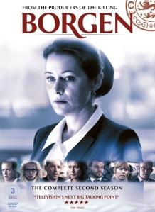 Borgen (DR) season 2 poster