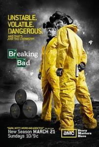 Breaking Bad (AMC) Season 3 Poster
