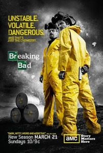 Breaking Bad (AMC) Season 3 Poster