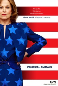 Political Animals (USA network) poster