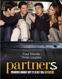 Partners (CBS) season 1 poster