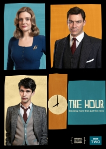 The Hour (BBC) season 1 Poster