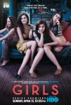 Girls (HBO) season 1 poster