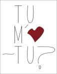 Tu m'aimes-tu (Radio-Canada) saison 1 poster