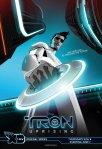 Tron: Uprising (Disney XD) season 1 poster