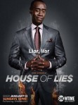 House of Lies (SHO) season 2 poster