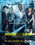 House Of Lies (SHO) season 1 poster
