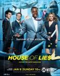 House Of Lies (SHO) season 1 poster