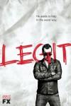Legit (FX) season 1 poster