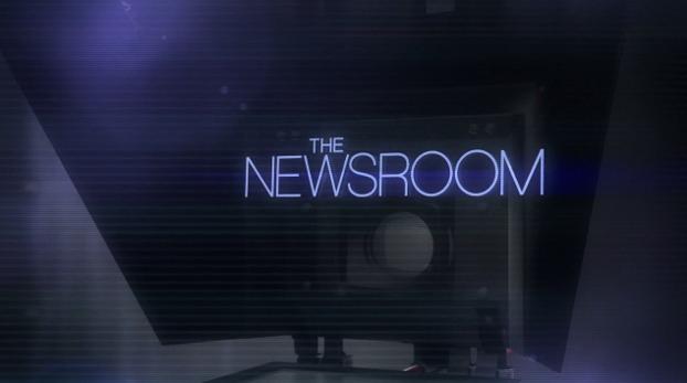 The Newsroom Title