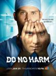 Do No Harm (NBC) season 1 Poster