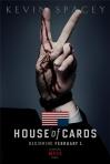 House of Cards (Netflix) season 1 poster
