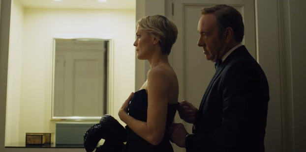 House of Cards s01e01