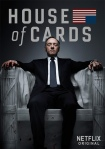 House of Cards (Netflix) season 1 poster