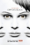 Orphan Black (BBC America) season 1 poster