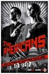 The Americans (FX)  season 1 poster