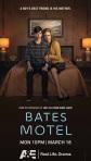 Bates Motel (A&E) poster