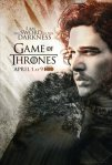 Game of Thrones (HBO) season 1 poster