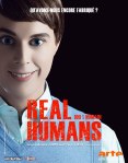 Real Humans (Arte) poster