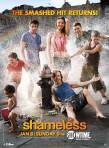 Shameless (SHO) season 2 poster